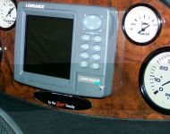 IF YOUR RANGER VX DASH LOOKS LIKE THIS - THESE MOUNTS WILL FIT